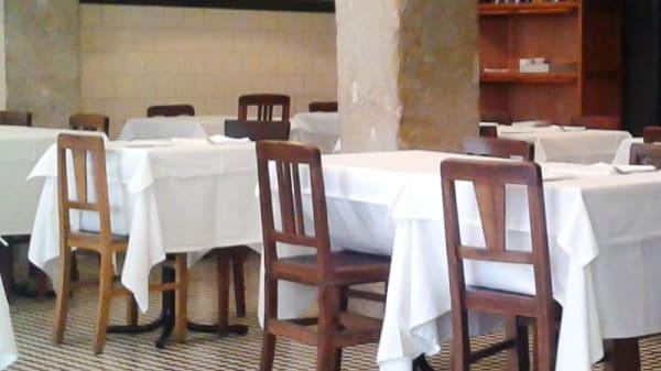 sala do restaurante - Moma Grill, Lisboa