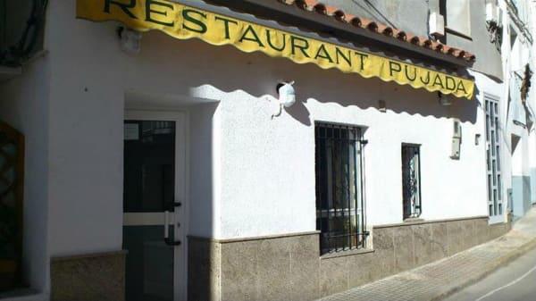 Pujada - Restaurant Pujada, L'Ametlla de Mar