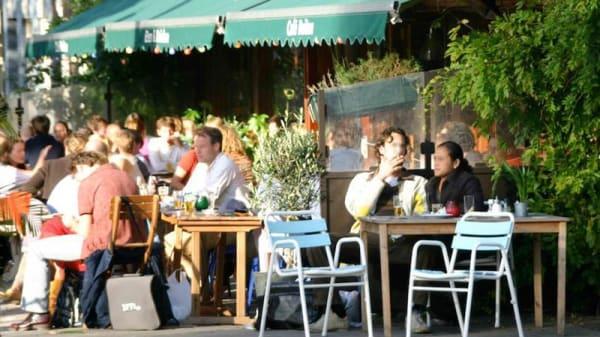 Terras - Café Binnen Buiten, Amsterdam