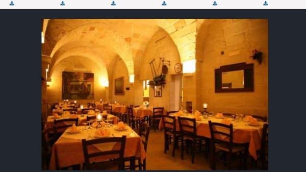 Il nobile interno - Masseria Caronte, Vernole