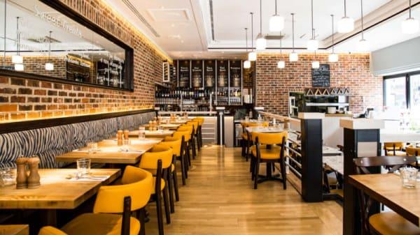 Restaurant - Spaghetti House - Argyll Street, Londres