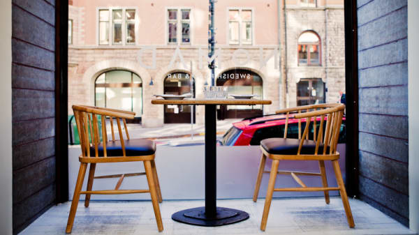 rum - Nomad Swedish food & bar, Stockholm