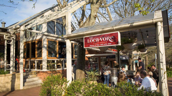 View - The Locavore, Stirling (SA)