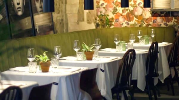 Restaurant - Klein Berlijn, Apeldoorn