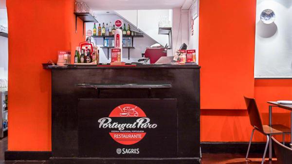 apreciação do bar - Portugal Puro, Lisboa