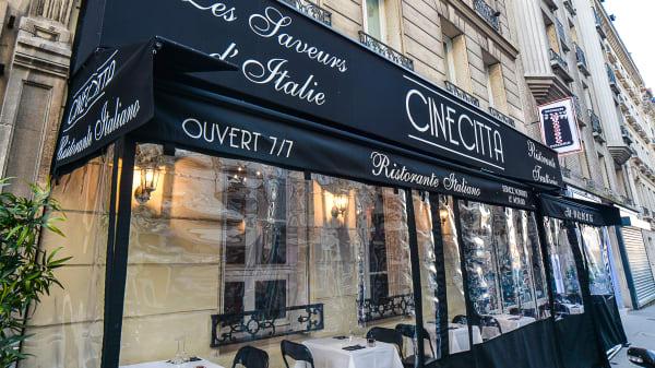 Saveurs d'Italie - Cinecitta, Paris