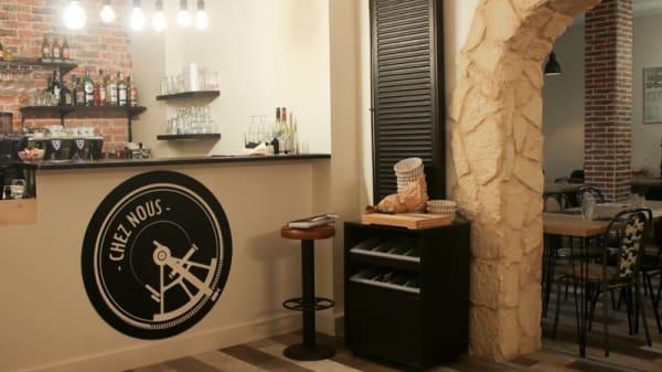 Salle restaurant - Chez Nous, Annecy