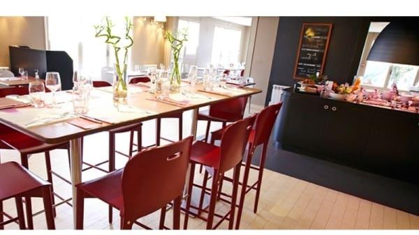 Salle du restaurant - Campanile Cholet, Cholet