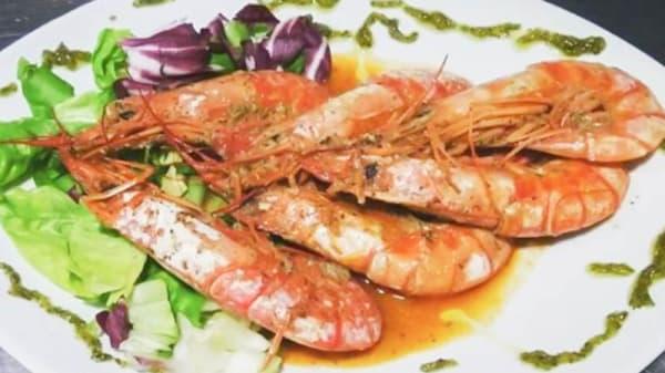 Sugerencia de plato - El Racó de Llagostera, Llagostera