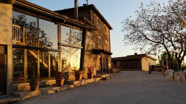 Facciata - Agriturismo Il Noceto, Assisi