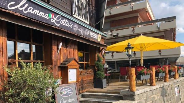 Terrasse - Mamma Lotta's, Villars-sur-Ollon
