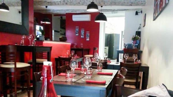 Salle du restaurant - O'Bistrot Gourmand, Fuveau