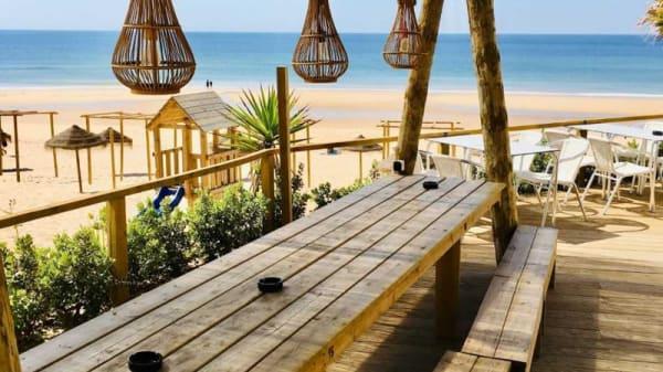 Esplanada - Aroeira Beach Bar, Costa da Caparica