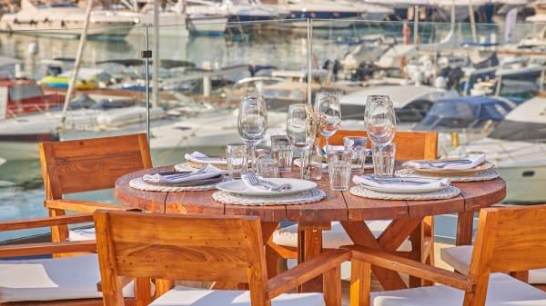 Restaurante Nova Del Mar. Cala Nova, Palma de Mallorca