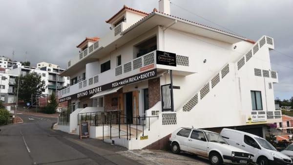Divino Sapore Pizzeria, Santa Cruz
