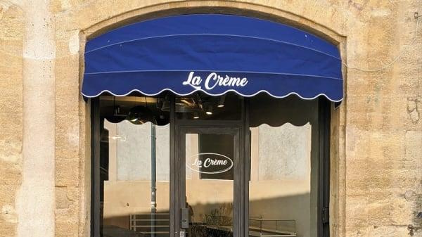 Entrée - La Crème, Aix-en-Provence