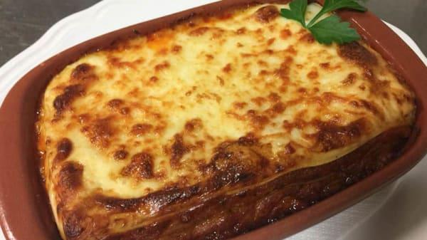 Suggerimento dello chef - La Terraza, Dénia