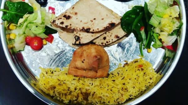 HealthyWealthy Indian Vegan Restaurant, London