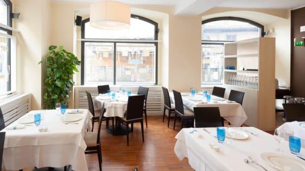 Sala del ristorante - Ristorante96, Milan