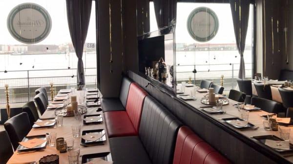 Het restaurant - La Mariscada, Ámsterdam