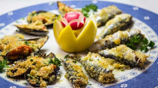 Suggerimento dello chef - Trattoria Da Bruno, Venice