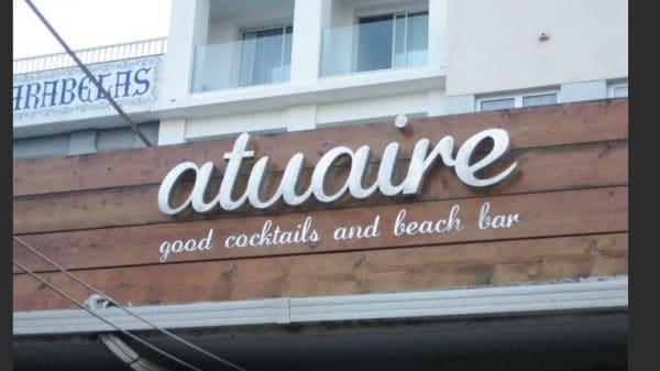 fachada - Atuaire - Hotel Miramar, Valencia