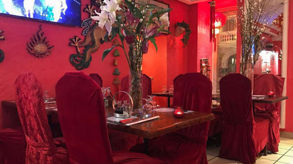 Salle du restaurant - China Park, Nice