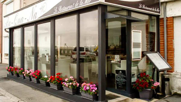 Vue devanture - Le Restaurant de la Mer Ba-Qua-Na, Cayeux-sur-Mer