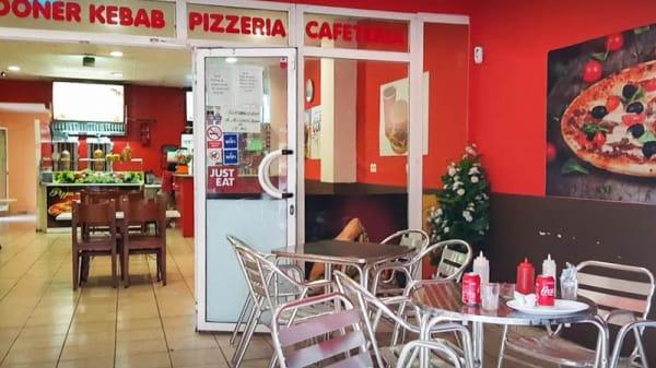 Entrada - Antalay Kebab & Pizza, Badalona