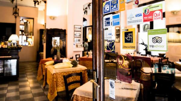 la sala - La Campana, Torino