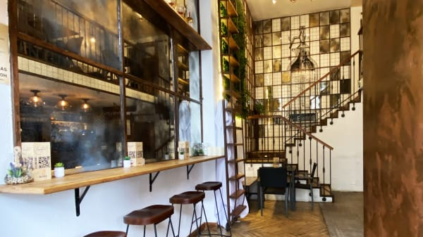 Envetro Bar, Madrid