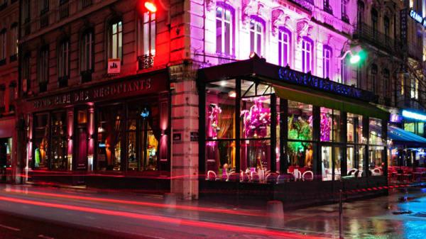 Vue Extérieur - Grand Café des Négociants, Lyon