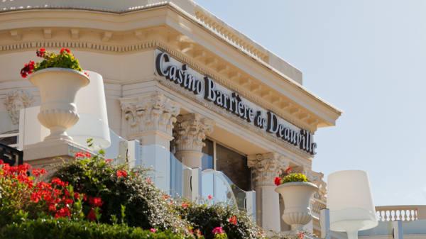 Entrée - Le Brummel - Casino Barrière Deauville, Deauville