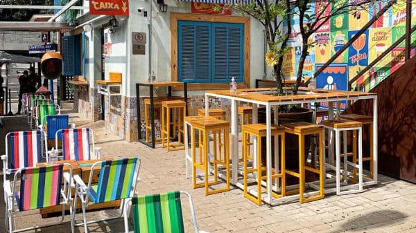 Feirinha bar, São Paulo