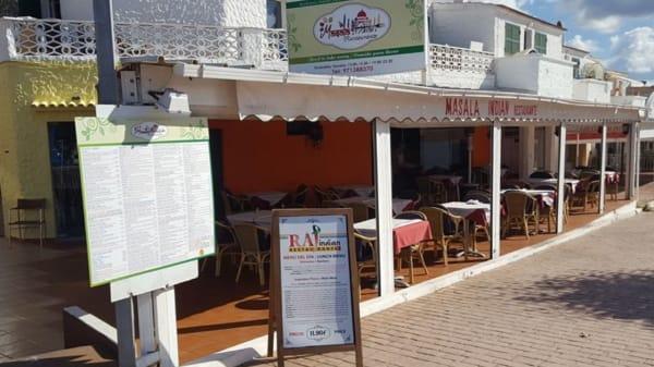 Raj Indian, Ciutadella de Menorca