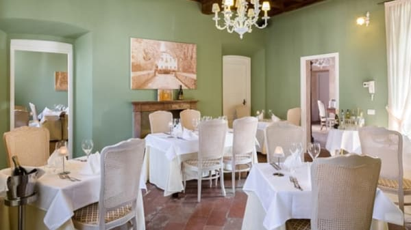 Interno - Villa Massari, Corbetta