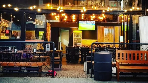 Entrada - Pars Bar e Arte, São Paulo