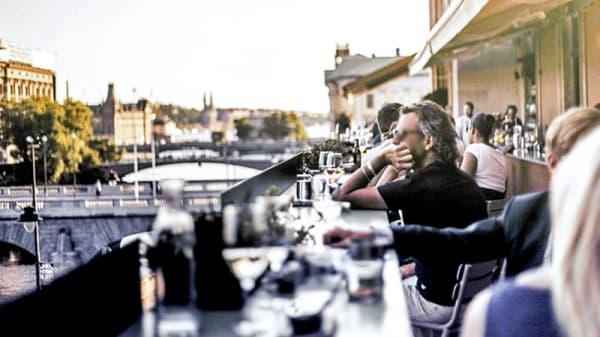 Terrace - Strömterrassen, Stockholm