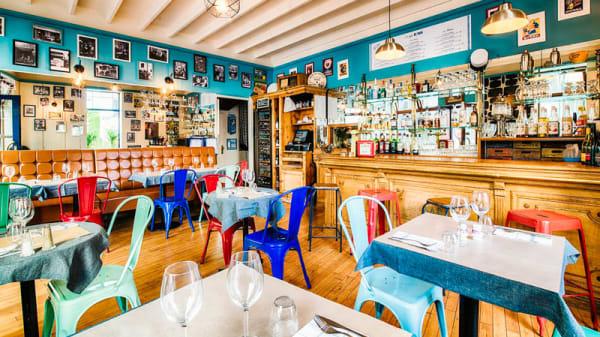 Vue de la salle - La Cuisine de Papa, Avignon