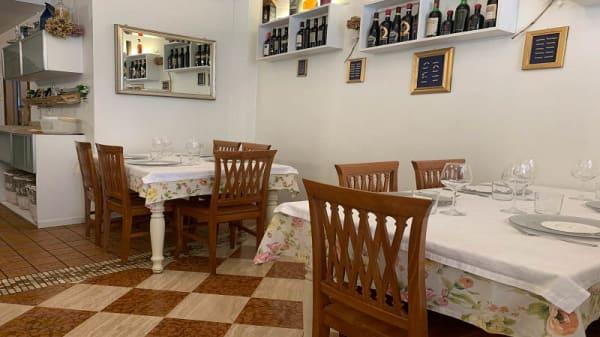 vista sala - I Peccati dei Fratelli Pisani, Altamura