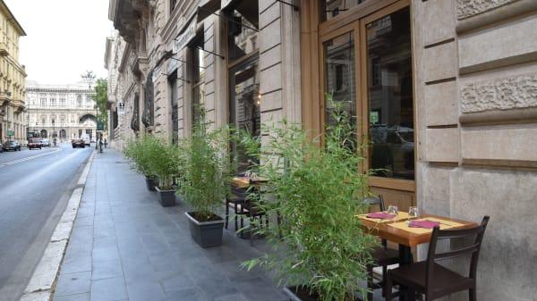 Esterno - Jazz Cafè, Rome