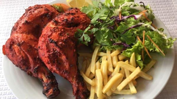 Sugestão prato - Mahrani, Lourinhã