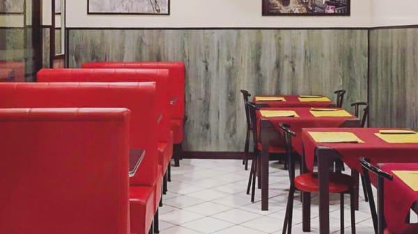 Sala - Garatti's Pizza Burger, Macherio