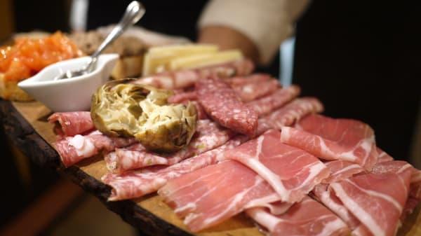 Osteria Giglio d'Oro, Firenze