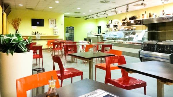 sala - Caffè Pizzeria Dei Desideri, Padova
