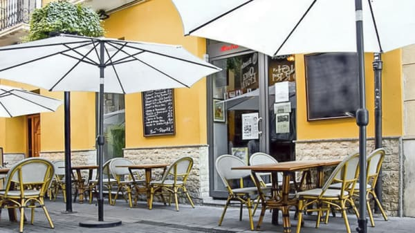 Terraza - Bistro Le Kanotier, Alicante (Alacant)