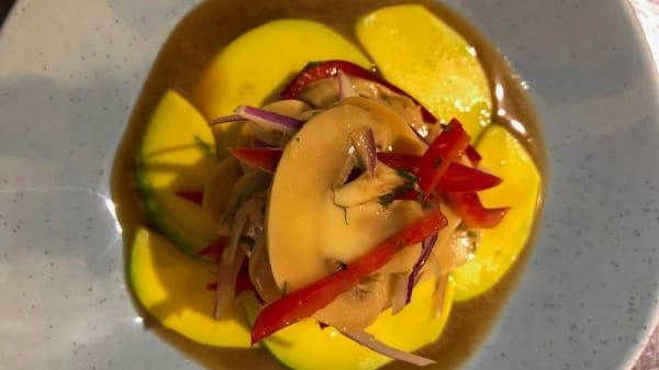 Sugestão prato - El Huarique - Cocina Peruana, São Paulo