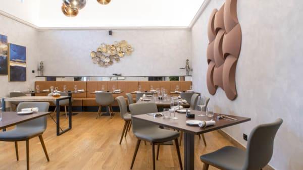 Vista sala - Cuoco di Latta, Bologna