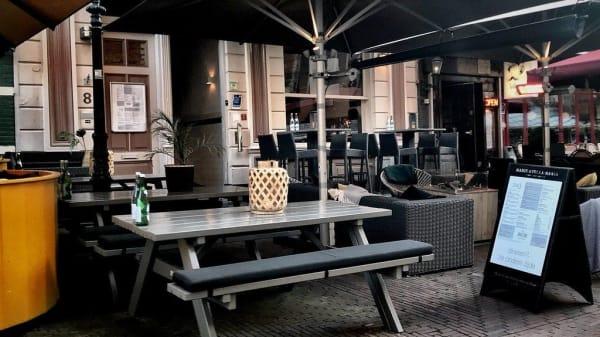 Brasserie Parels, Haarlem
