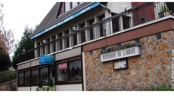 Devanture - Restaurant L'Abbaye, Gif-sur-Yvette